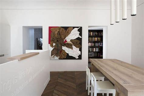 minimal italian home  black  white  fabio fantolino