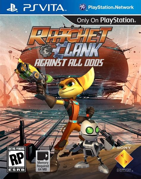 Bd Ps3 Ratchet And Clank Collection rachet clank is coming to the vita