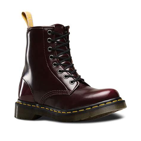 Dr Martens 1460 Vegan dr martens womens vegan 1460 cherry lace up boots 24226600