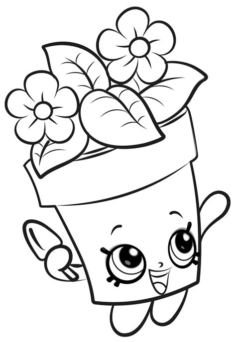 coloring pages of baby shopkins coloring page shopkins shopkins 19 coloring pages