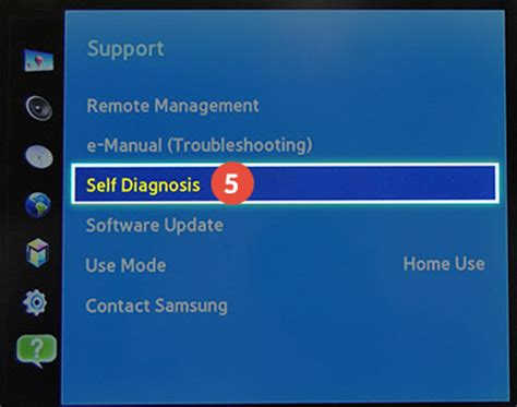how to change region on a samsung smart tv – f series
