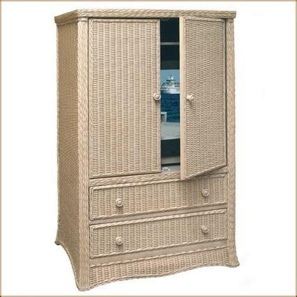 outdoor wicker tv cabinet wicker tv armoire audidatlevante com