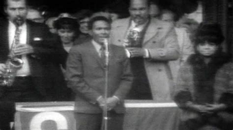 Marvin Gayes National Anthem by 1968 Ws Gm4 Marvin Gaye Performs National Anthem