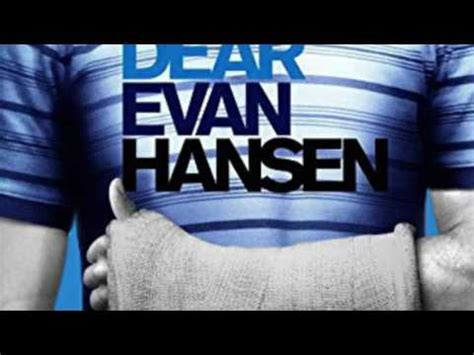 dear evan hansen through the window books waving through a window dear evan hansen obc chords