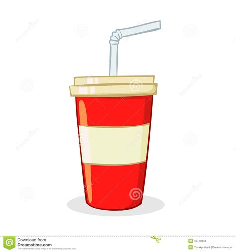 martini cup cartoon soda drink cup stock vector illustration of sugar diet