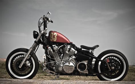 Motor Bobbers Choppers Caferacer Murah Classic bobber motorcycle
