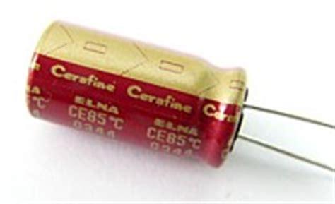 elna capacitor rjb elna hi end audio grade capacitor