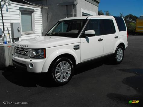 land rover white interior 2010 alaska white land rover lr4 hse plus 22412755