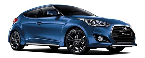 hyundai veloster turbo facelift out gets 7 speed dct
