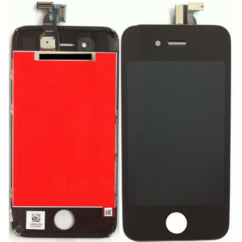 Lcd Iphone 4 iphone 4 lcd black