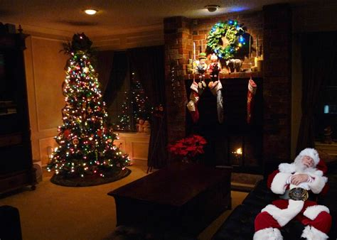 santa in my house want to make a photo of santa quot caught quot at your house everyday best