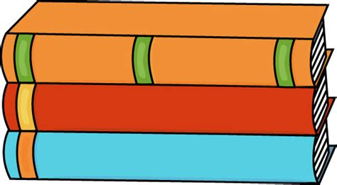 3 of a books book clip book images