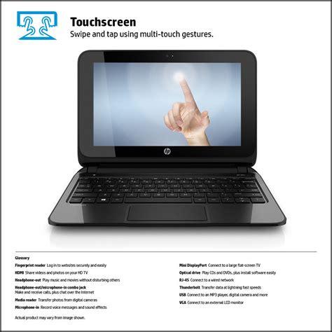 Kipas Laptop Hp Pavilion new hp pavilion 10 e010nr 10 1 quot touchscreen laptop a4 1200