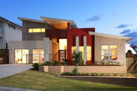 the major elements of modern house designs the ark