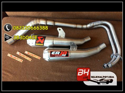 Knalpot Honda Cb150r All New Akrapovic Gp M1 Pelangi knalpot akrapovic lorenzo di cb150r new animegue