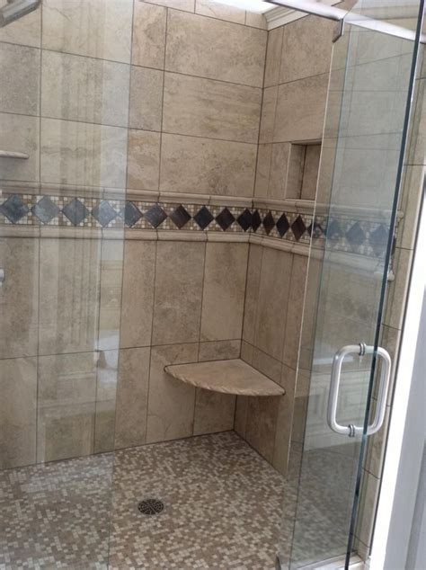 12x24 tile shower pin by carpetsplus colortile on shower ideas