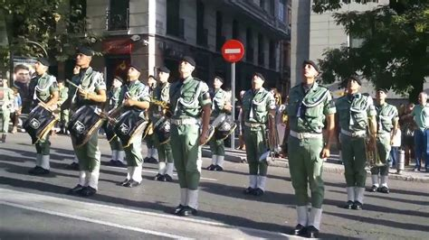 imagenes 12 de octubre 12 octubre 2013 banda de guerra de la brigada