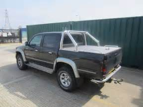 Hilux Mk5 Tonneau Cover Toyota Hilux Aluminium Tonneau Covers With Sport Bar