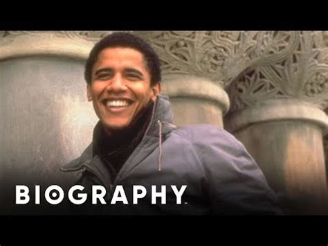 biography of obama mini bio barack obama youtube