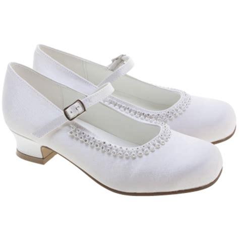 communion shoes diamantes decoration cachet