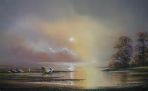 Moody views pastel painting demonstration by graham cox 28th oct