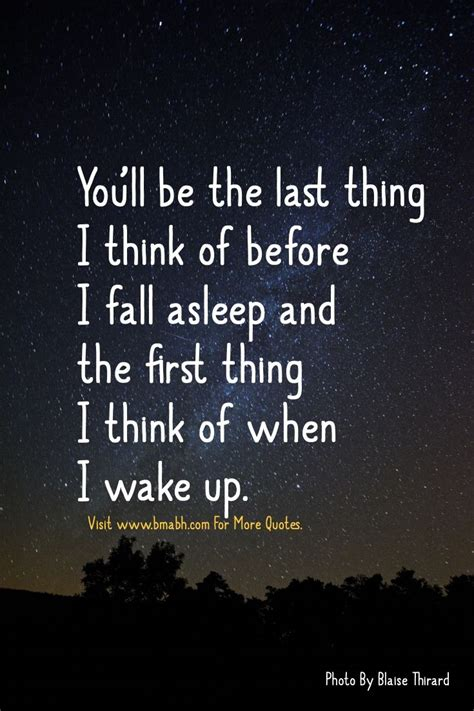 inspirational goodnight quotes for him or her messages