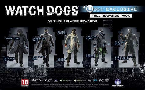 Bd Ps4 Ghost Recon Deluxe Edition image uplay preorder pack jpg dogs wiki