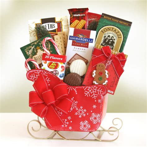 unique food gifts for christmas sleigh unique gifts free shipping