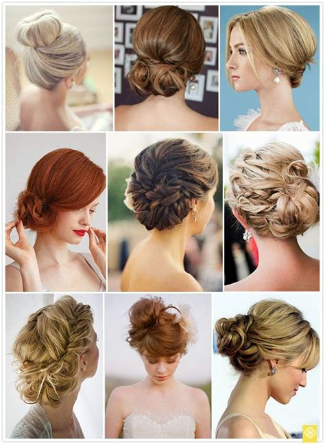 young bridesmaid buns 69 best wedding hairstyle images on pinterest bridal