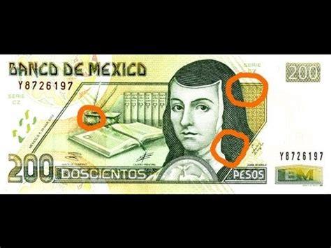 mensajes subliminales billetes mensajes ocultos en billete de 200 pesos nopolitico