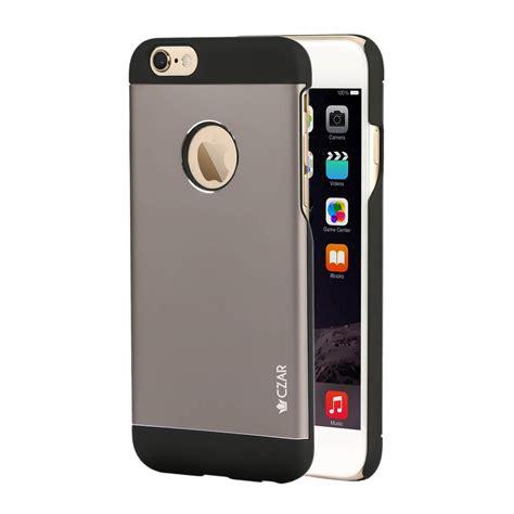 f iphone 6 czar senate iphone 6 iphone 6s 4 7 quot space gray cover black premium brushed aluminium
