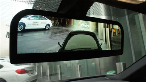 mirrorless system bmw ditches mirrors for a safer side view system cnet