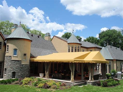 large awnings and canopies custom fabricated awnings and canopies