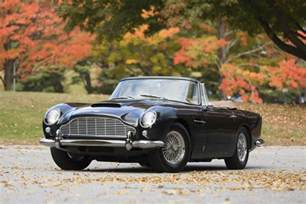 Aston Martin Db5 Convertible 1965 Aston Martin Db5 Convertible Sells For Record 2