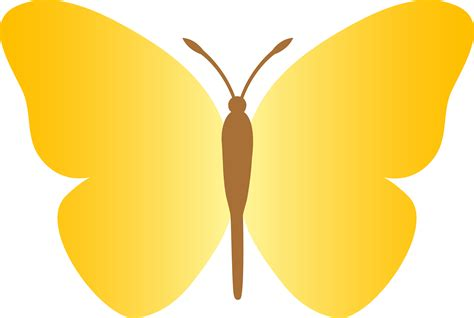 butterfly simple simple butterfly cliparts co