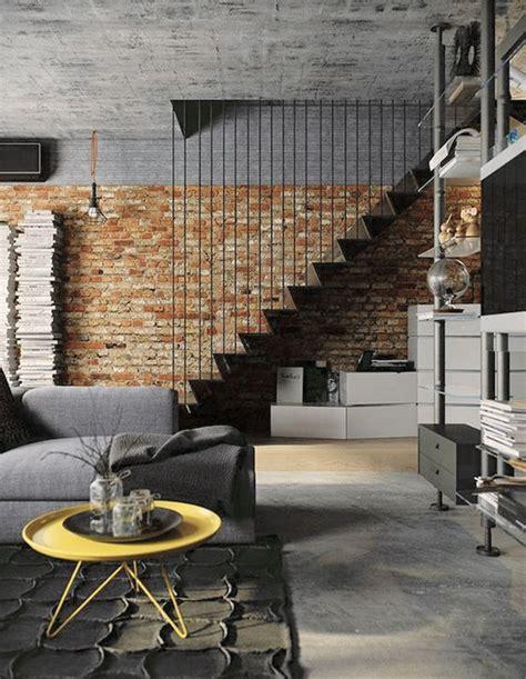 desain interior industrial 10 konsep desain interior yang sedang trend di dunia