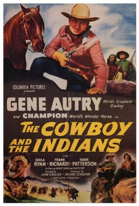 film animation cowboy indian the cowboy and the indians 1949 comic book and movie
