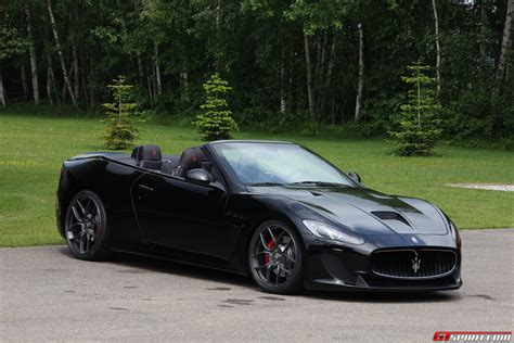 Official Supercharged Maserati Grancabrio Mc By Novitec