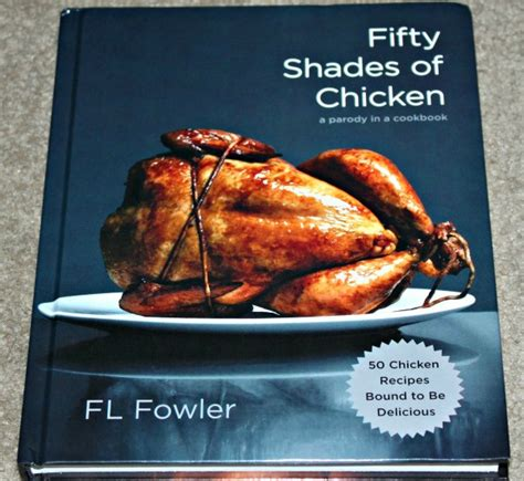 Pdf Fifty Shades Chicken Cookbook 14 cookbooks inspired by pop culture franchises food
