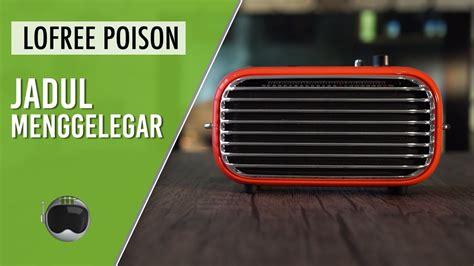 Harga Poison lofree poison speaker mini jadoel dan menggelegar