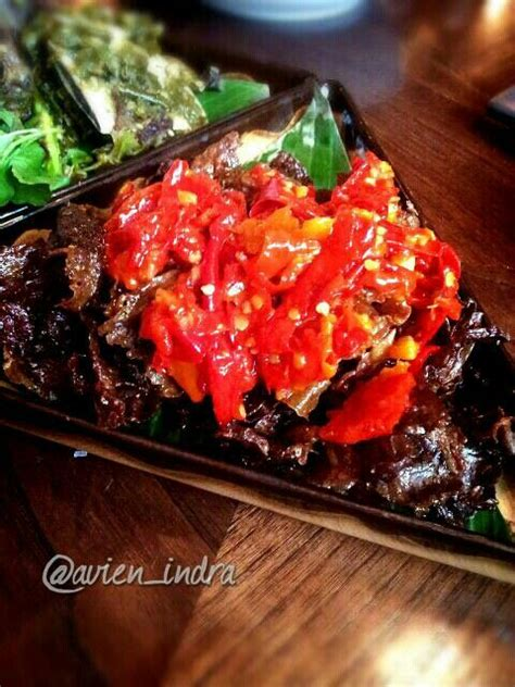 Dendeng Balado Db Food 500g 73 best my own foodtography images on