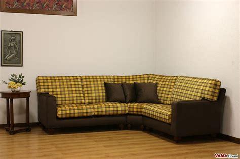 divani marroni divano tessuto marrone divano angolare in tessuto
