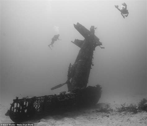 boat crash douglas world war two aircraft lost for 70 years found pacific