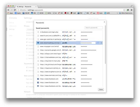 chrome saved passwords google to add account authentication for saved passwords