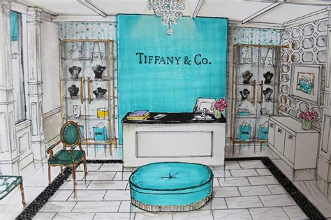 tiffany and co home decor tiffany co reception completed project beautiful