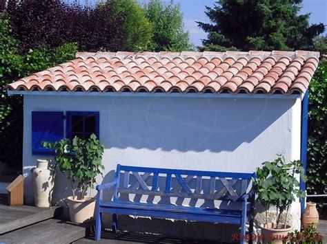 Gartenhaus Mediterran by Teja Curva Farbe Viellja Castilla Bilder