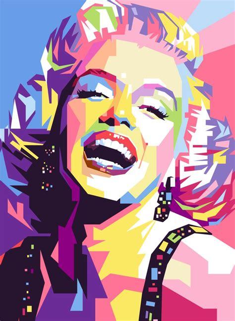 pop art basic art best 25 marilyn monroe pop art ideas on pop art marilyn andy warhol pop art and