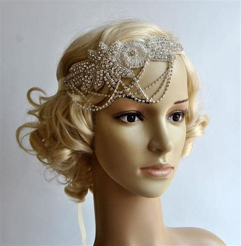 how to make 1920s headpieces 62 best great gatsby 1920s headpiece images on pinterest