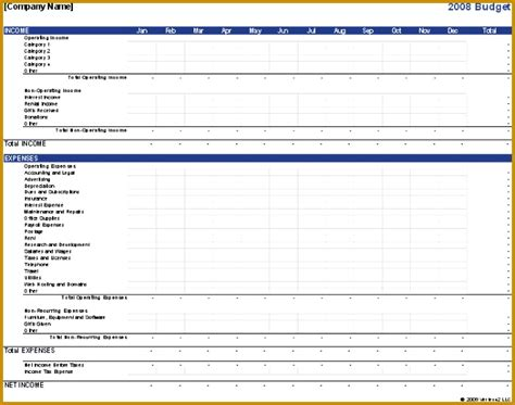 operating schedule template 7 operating schedule template fabtemplatez
