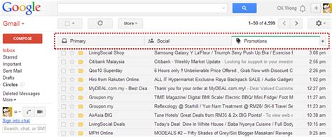 html layout gmail will gmail s new inbox layout affect email marketing